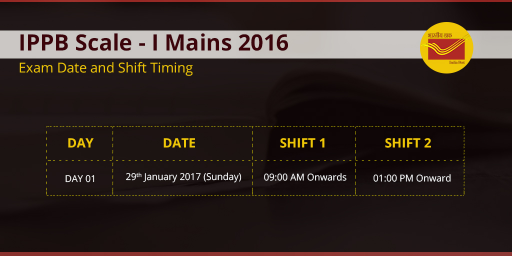 ippb-mains-2017-exam-dates-and-shift-timings